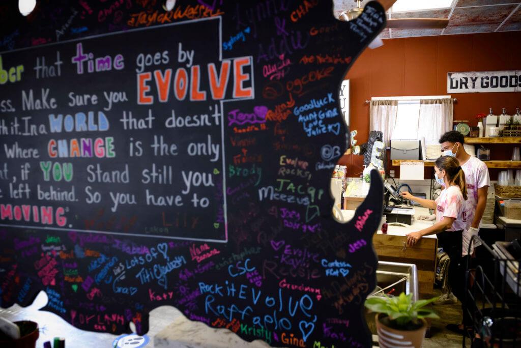 Evolve Eatery
